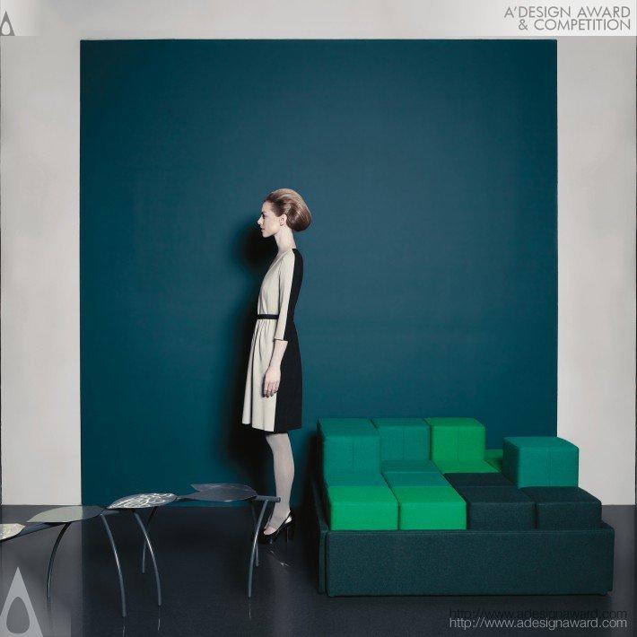 Le Cube (Sofa)