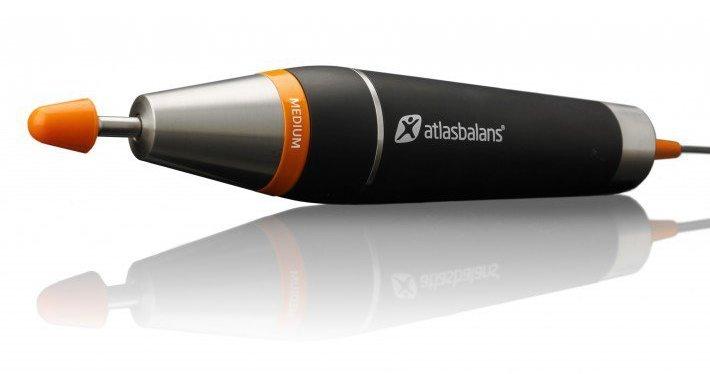 Atlasbalans M1 by Nikolaus Frank & Cecilia Frank