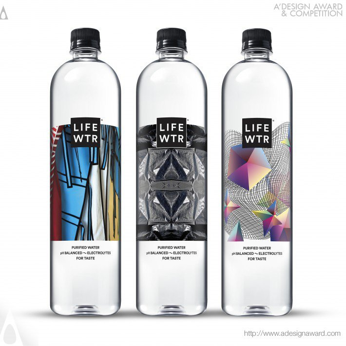LIFEWTR Series 6: Diversity in Design by PepsiCo Design and Innovation