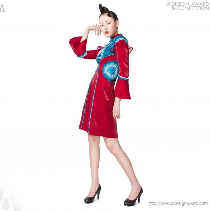 Creative Costumes by Hongrui Zhou