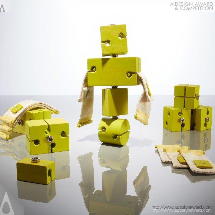 Fastener Block by Nishit Gupta